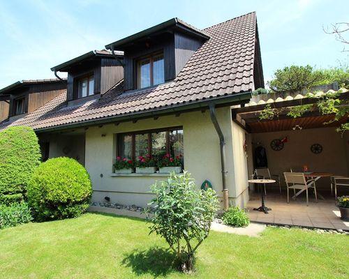 Doppeleinfamilienhaus in Buchthalen